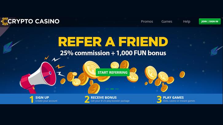 Bitcoin casino bitcoin-ruletti, ei käsirahaa.