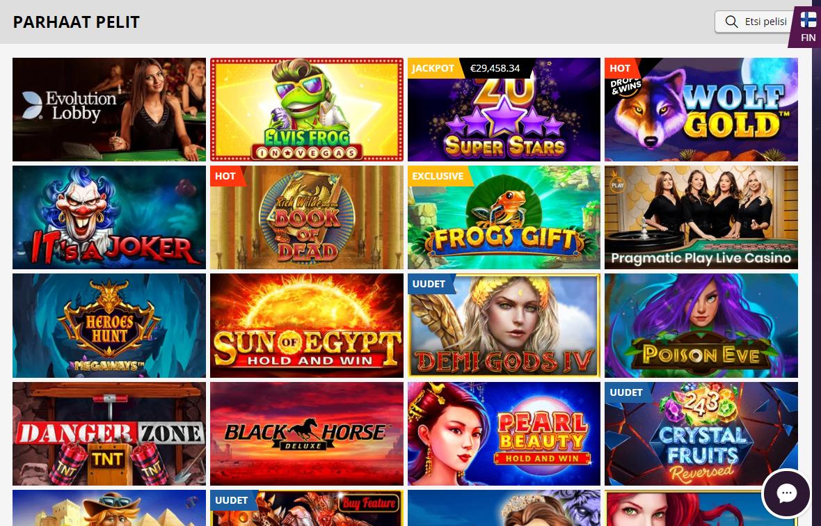 Maksuttomat online-Bitcoin casinon kuponkikoodit